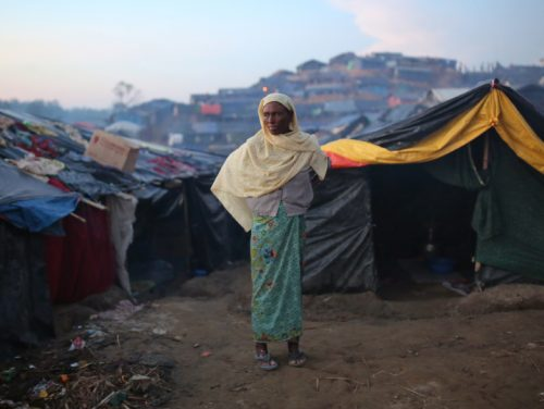 ILLEGALE MIGRATION, ROHINGYA,