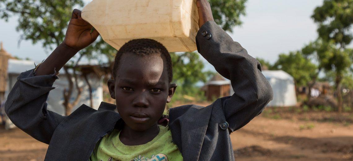 L'EPER au Soudan du Sud et en Ouganda