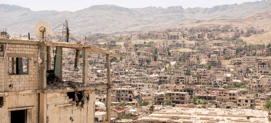 Les réfugiés syriens ont besoin d'aide